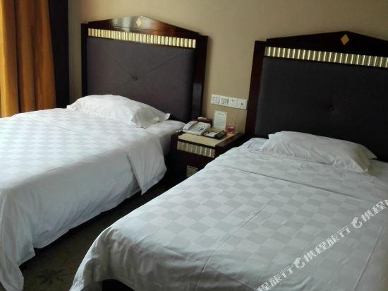 中山匯泉酒店(Huiquan Hotel)高級雙人房