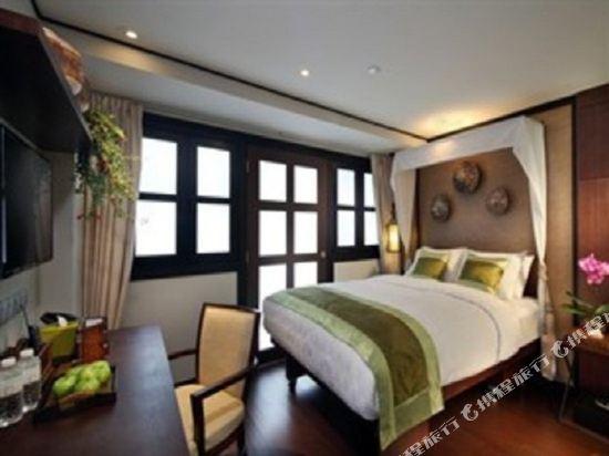 新加坡客來福酒店惹蘭蘇丹33號(Hotel Clover 33 Jalan Sultan Singapore)入住時指定房型