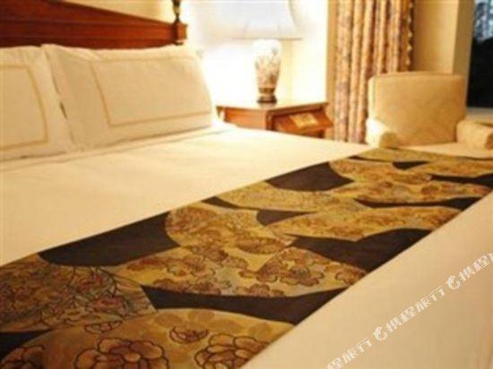 東京椿山莊大酒店(Hotel Chinzanso Tokyo)園景高級房