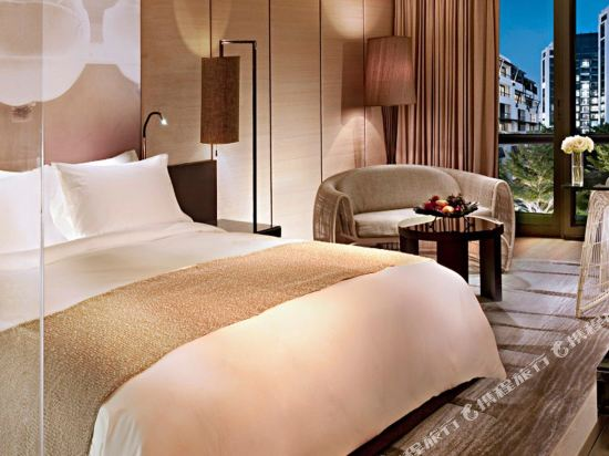 曼谷暹羅凱賓斯基酒店(Siam Kempinski Hotel Bangkok)行政房