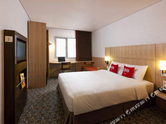 宜必思仁寺洞大使酒店(Ibis Ambassador Insadong)標準雙床房