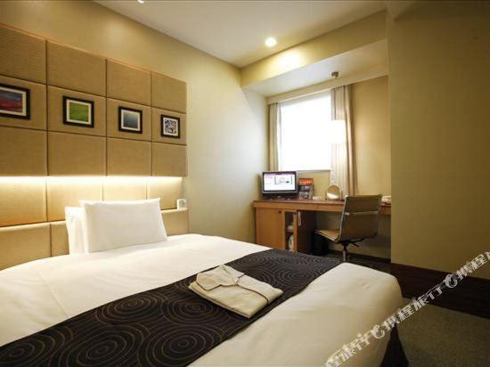 東新宿燦路都大飯店(Hotel Sunroute Higashi Shinjuku)經濟大床房