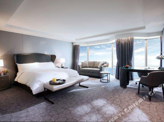 百樂達斯釜山酒店(Paradise Hotel Busan)新館高級豪華海景房