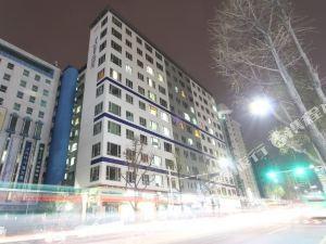 京畿道水原市套房住宿酒店(The Suite Place Suwon Gyeonggido)