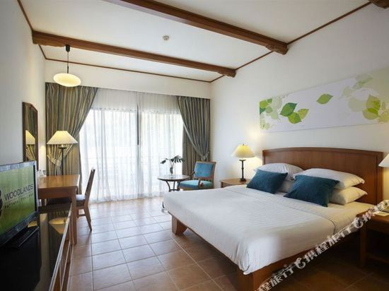兀蘭酒店芭堤雅度假村(Woodlands Hotel and Resort Pattaya)豪華房