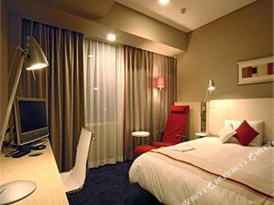 格拉斯麗札幌酒店(Hotel Gracery Sapporo)小間大床房