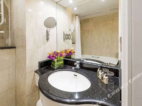倫敦騎士橋千禧國際酒店(Millennium Hotel London Knightsbridge)高級客房
