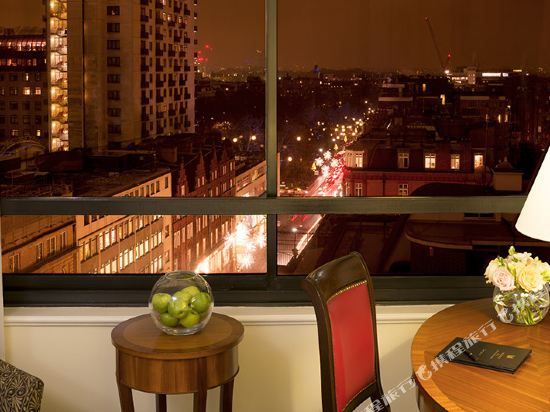 倫敦騎士橋千禧國際酒店(Millennium Hotel London Knightsbridge)Superior Plus double room (Display)
