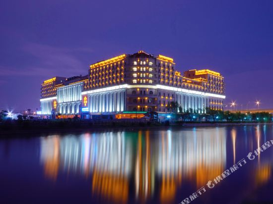 Kaiyuan Manju Select Hotel(Hongqiao Hub National Exhibition Center Store)