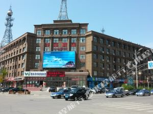 嫩江龍聖賓館