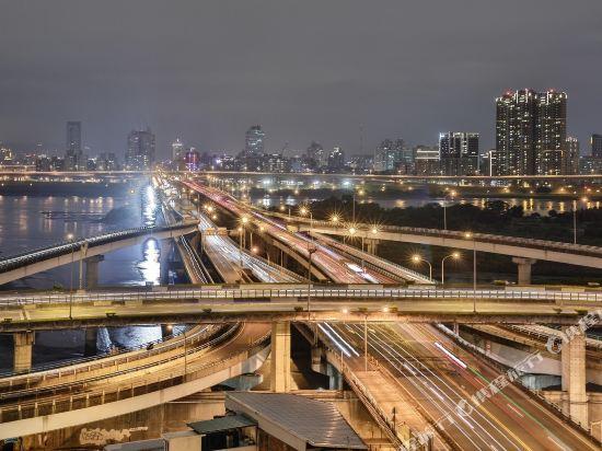 台北豪景大酒店-新館(New Riverview Suites Taipei)眺望遠景