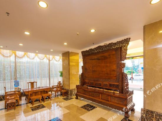 中山匯龍灣酒店(Huilongwan Hotel)公共區域