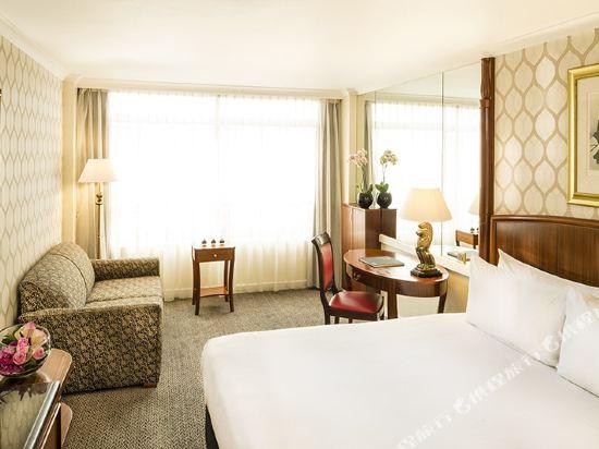 倫敦騎士橋千禧國際酒店(Millennium Hotel London Knightsbridge)Club double room (Display)