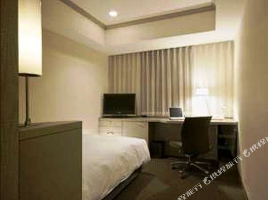 福岡日航酒店(Hotel Nikko Fukuoka)奢華單人房