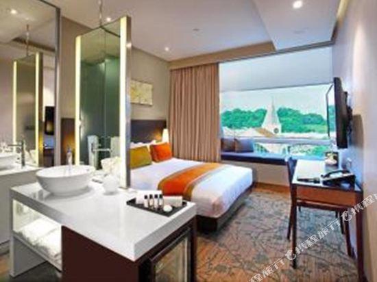 新加坡柏偉詩酒店(Park Regis Singapore)派克房(攜程直營)