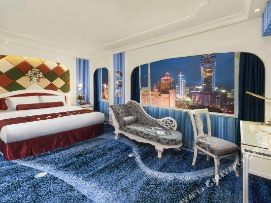 澳門富豪酒店(Hotel Beverly Plaza)富豪至尊客房