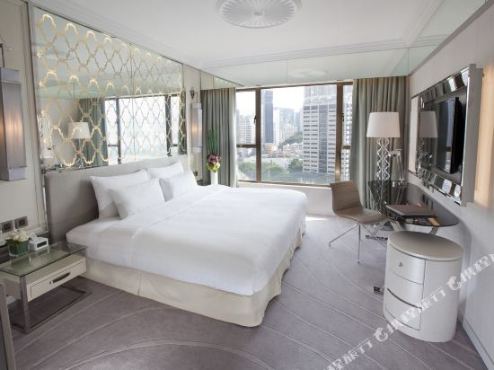 香港灣仔帝盛酒店(Dorsett Wanchai)尊尚客房(全新裝潢)