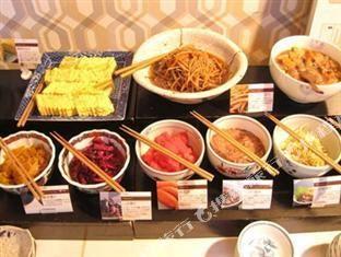 MYSTAYS 札幌中島公園酒店(HOTEL MYSTAYS Sapporo Nakajima Park)餐廳