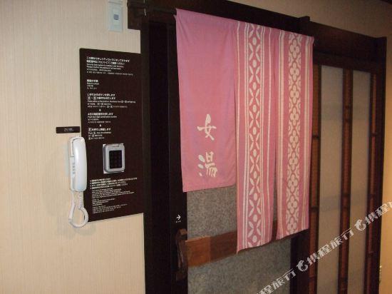 福岡天然温泉博多運河城前多米高級酒店(Hotel Dormy Inn Premium Hakata Canalcitymae Fukuoka)健身娛樂設施