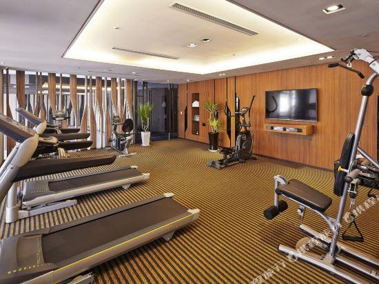 豐邑逢甲商旅(La Vida Hotel)健身娛樂設施