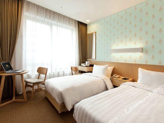 首爾明洞洛伊斯酒店(Loisir Hotel Seoul Myeongdong)標準大床房