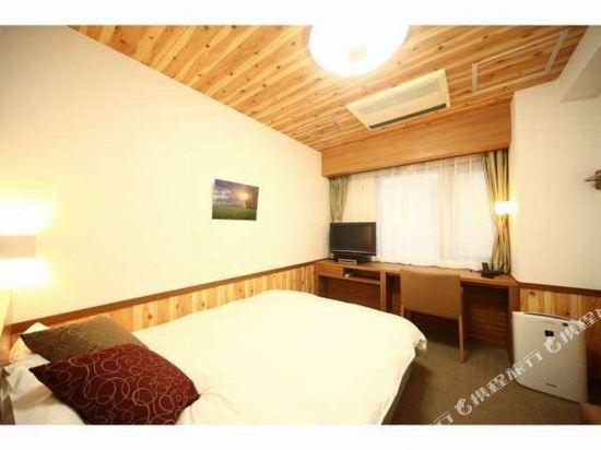 札幌多美迎PREMIUM酒店(Dormy Inn Premium Sapporo)大床房