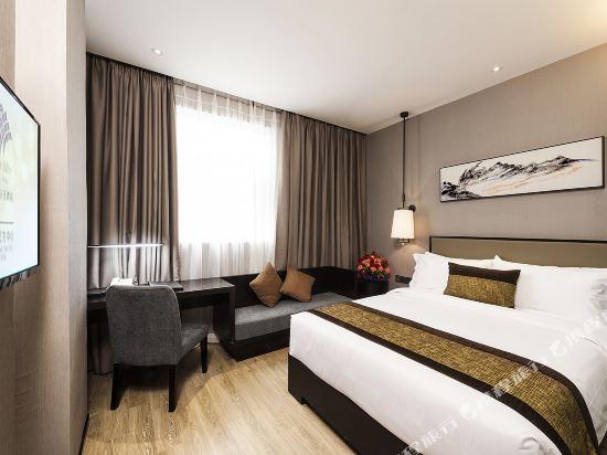 珠海鳳凰谷假日酒店(Phoenix Valley Holiday hotel)B座高級大床房