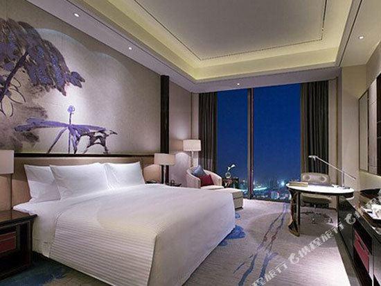 東莞萬達文華酒店行政樓層豪華房