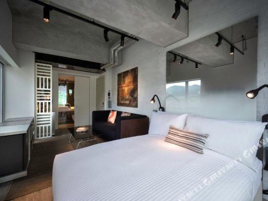 奧華·時尚精品酒店 - 南岸(Ovolo Southside)環回景緻豪華客房