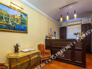 聖彼得堡涅夫斯基布里滋酒店(Nevsky Breeze Hotel Saint Petersburg)