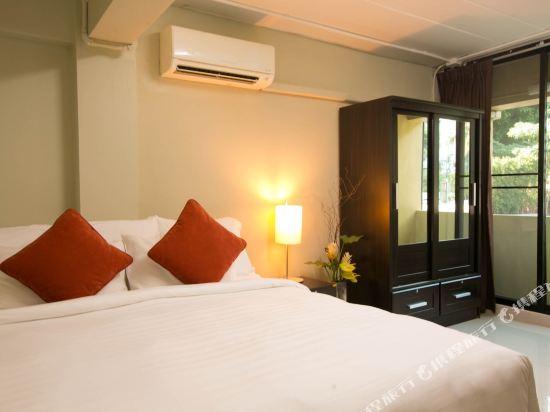 曼谷安尼克斯隆比尼酒店(Annex Lumpini Bangkok)工作室房