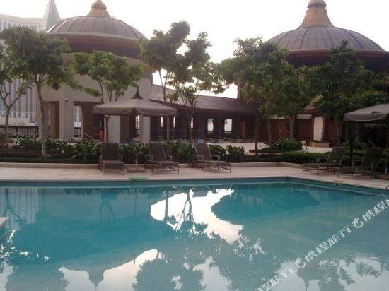 澳門金沙城中心假日酒店(Holiday Inn Macao Cotai Central)室外游泳池