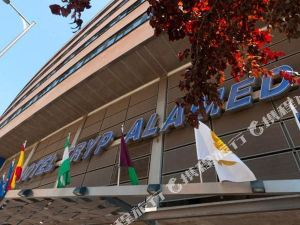 馬拉加阿拉梅達TRYP酒店(Tryp Málaga Alameda Hotel)