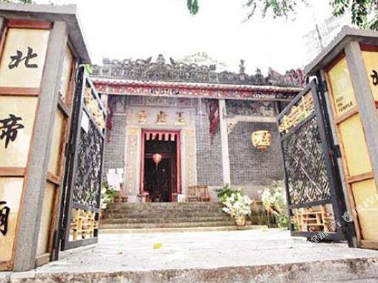 澳門喜來登金沙城中心大酒店(Sheraton Grand Macao Hotel, Cotai Central)周邊圖片
