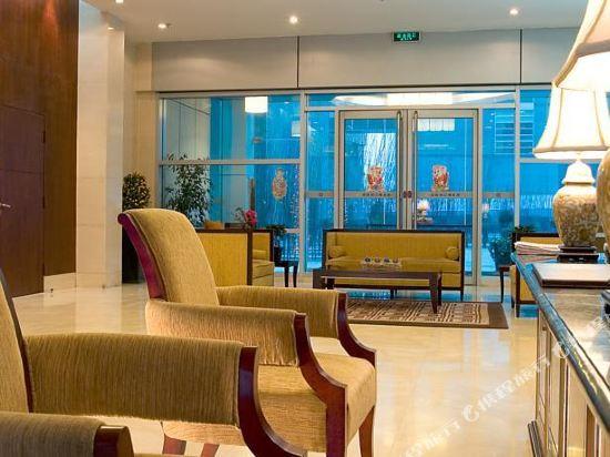 北京金融街酒店式公寓(The Apartments on Financial Street)公共區域