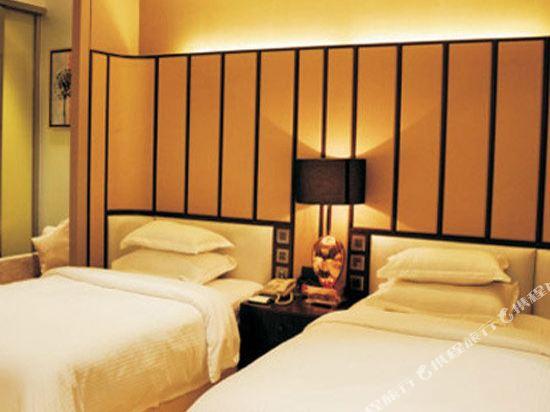 中山君濠(國際)酒店(Junhao International Hotel)豪華雙人房
