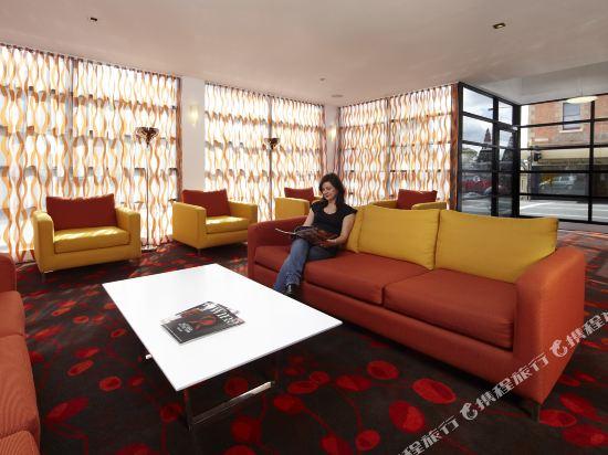 霍巴特旅行者酒店(Travelodge Hotel Hobart)公共區域