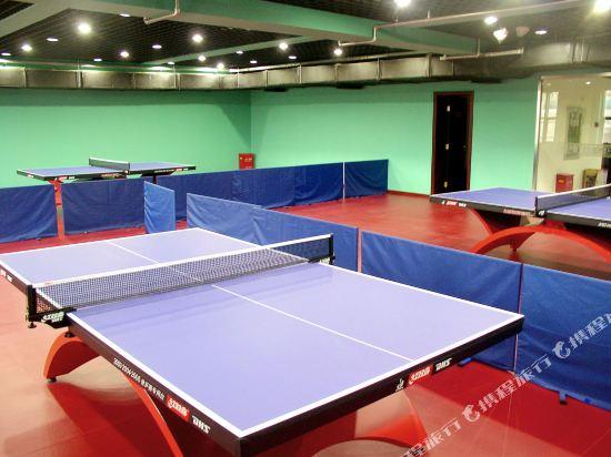 北京大方飯店(Dafang Hotel)健身娛樂設施