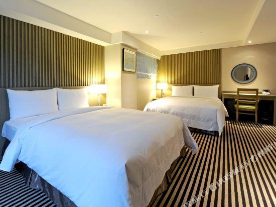 高雄國際星辰飯店(International Citizen Hotel)温馨家庭房
