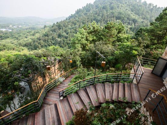 溧陽美岕山野温泉度假村(Meijie Mountain Hotspring Resort)外觀