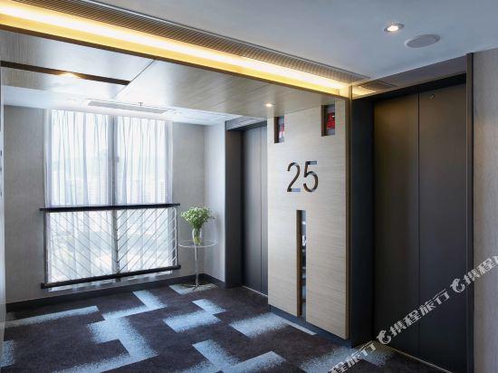 香港城景國際(The Cityview)25F Lift Lobby_a1M
