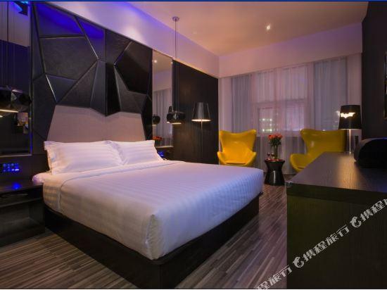 桔子酒店·精選(深圳羅湖店)(Orange Hotel Select (Shenzhen Luohu))蝙蝠俠歸來