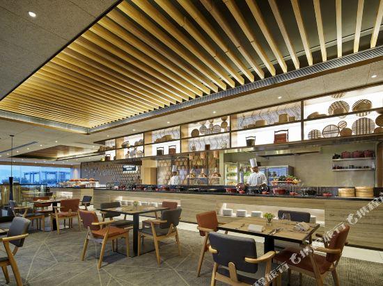 香港港島太平洋酒店(Island Pacific Hotel)西餐廳