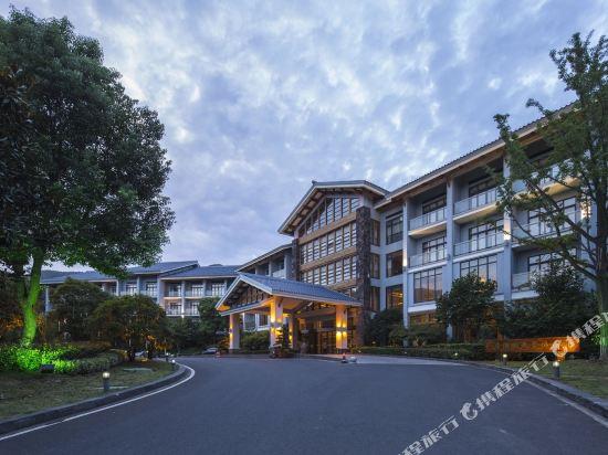溧陽天目湖御水温泉度假酒店(Yu Shui Hot Spring Hotel)外觀