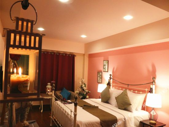 芭堤雅首驛精品酒店(E-Outfitting Boutique Hotel Pattaya)精品大床房