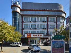 如家快捷酒店(濱州渤海十路美食街店)