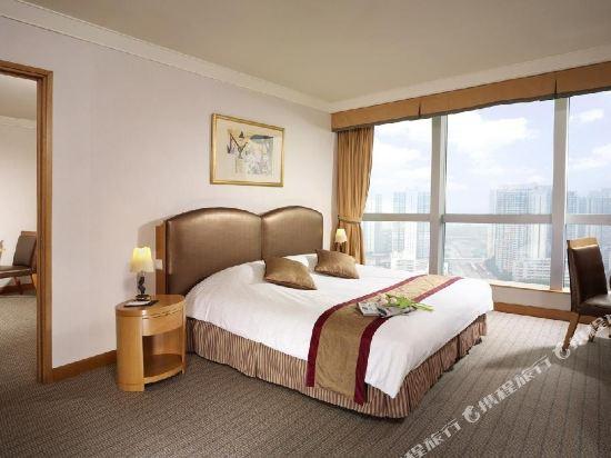 香港嘉湖海逸酒店(Harbour Plaza Resort City)標準套房