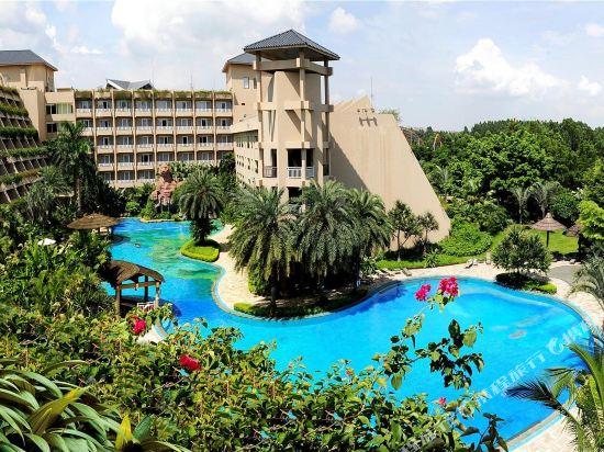 廣州長隆酒店(Chimelong Hotel)室外游泳池