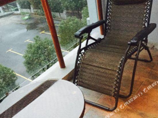 溧陽天目湖御水温泉度假酒店(Yu Shui Hot Spring Hotel)主樓豪華標準房