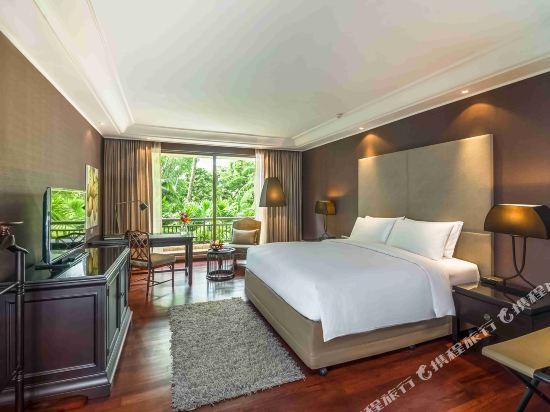 曼谷瑞士奈樂特公園酒店(Swissotel Nai Lert Park Bangkok)精選園景